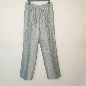 vintage TALBOTS 100% Silk Pants High Waisted